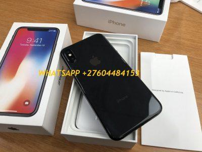 Venda iPhone X 64GB custo $450 Apple iPhone X 256GB $530 iPhone 7 32GB $ 280